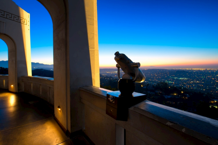 griffith-observatory-at-dusk