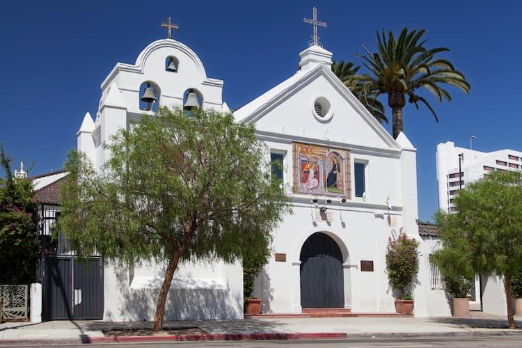 La Placita church