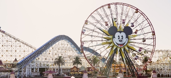 disney california adventure in anaheim